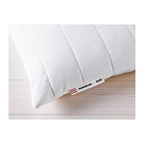 bandblad oreiller mousse memoire de forme ikea. Black Bedroom Furniture Sets. Home Design Ideas