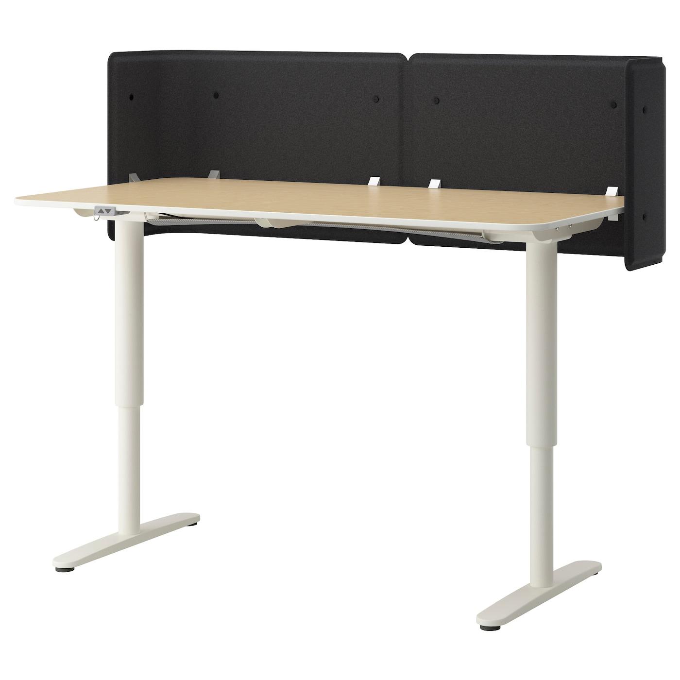 Ikea bureau debout knotten bureau debout ikea bekant for Stockage ikea galant