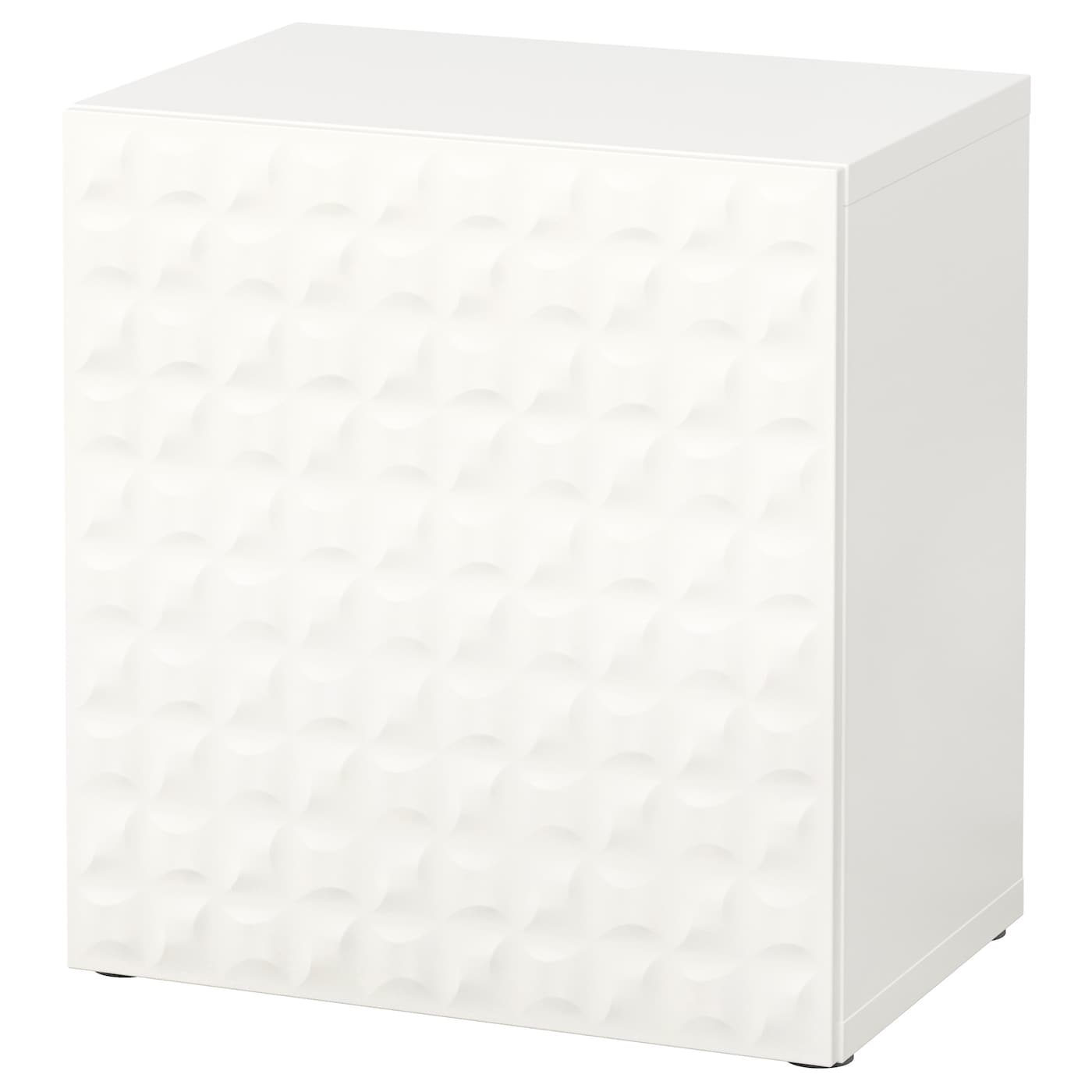 best tag re avec porte djupviken blanc 60x40x64 cm ikea. Black Bedroom Furniture Sets. Home Design Ideas