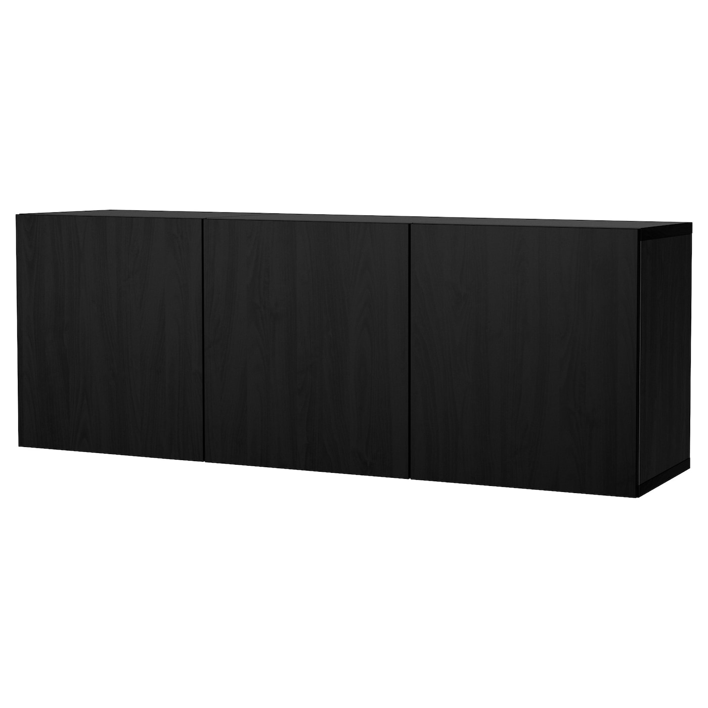 best combinaison rangement murale brun noir lappviken brun noir 180 x 40 x 64 cm ikea. Black Bedroom Furniture Sets. Home Design Ideas