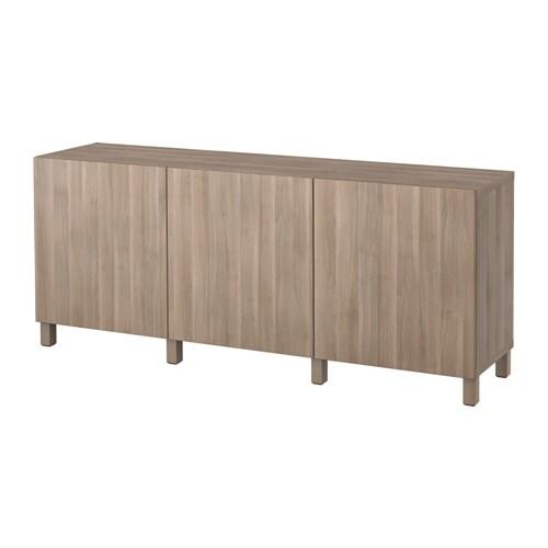 best combinaison rangement portes lappviken motif noyer. Black Bedroom Furniture Sets. Home Design Ideas