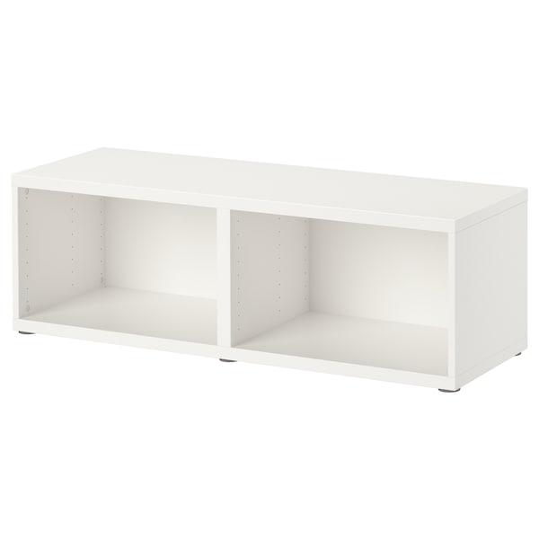 Besta Structure Blanc 120x40x38 Cm Ikea