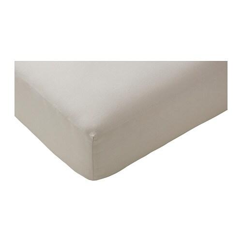 Bl suga drap housse gris clair 180x200 cm ikea - Housse de canape gris clair ...