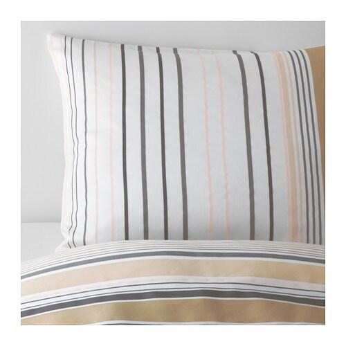 bl rips housse de couette et 2 taies 240x220 50x60 cm ikea. Black Bedroom Furniture Sets. Home Design Ideas