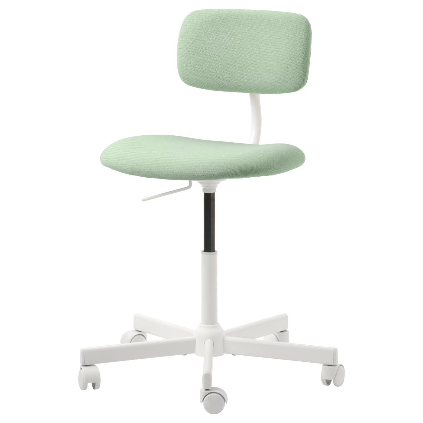 bleckberget chaise pivotante idekulla vert clair ikea. Black Bedroom Furniture Sets. Home Design Ideas