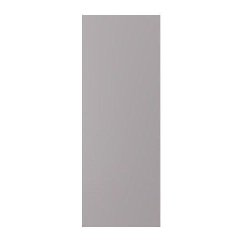 bodbyn panneau lat ral de finition gris 39 x 106 cm ikea. Black Bedroom Furniture Sets. Home Design Ideas