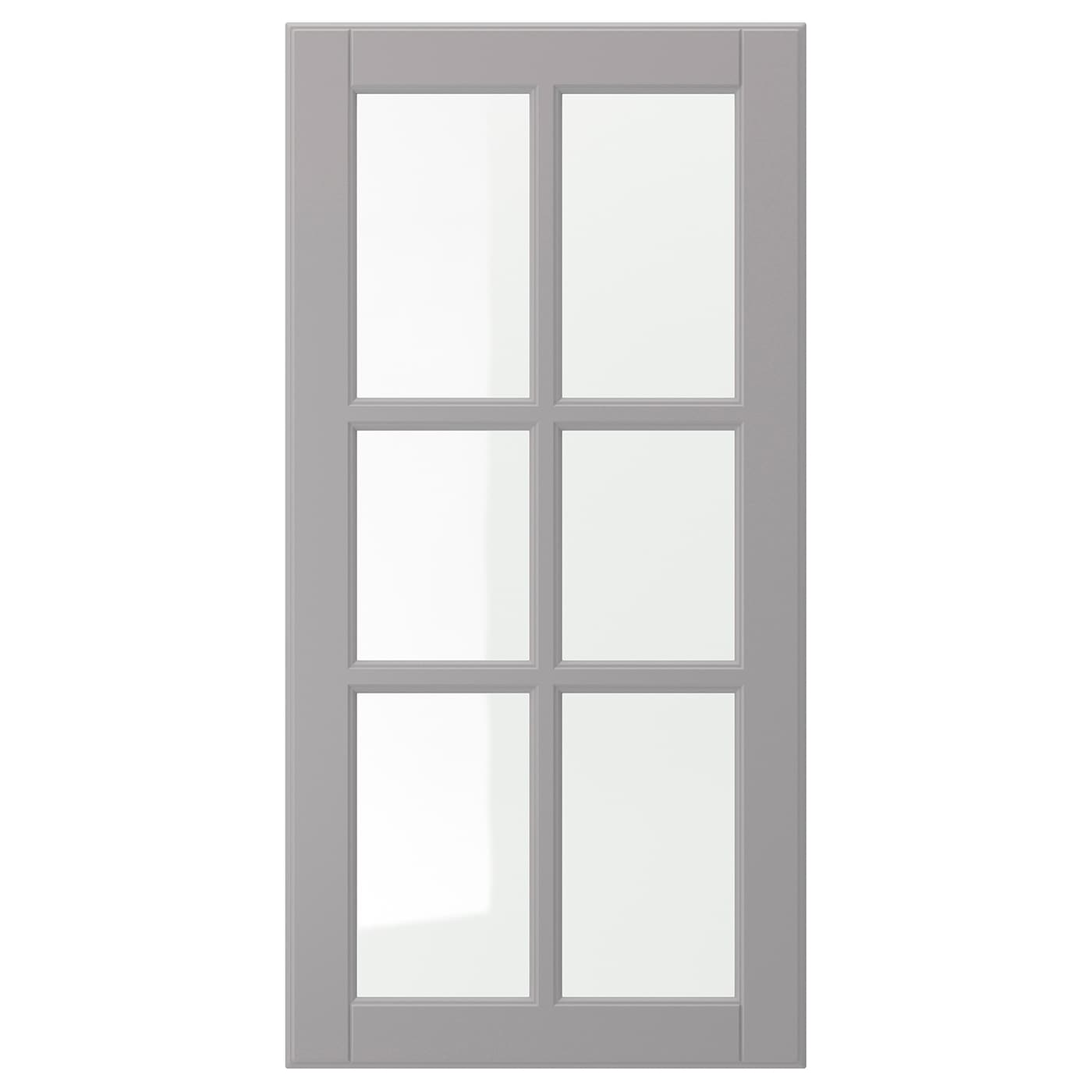 bodbyn porte vitr e gris 40 x 80 cm ikea. Black Bedroom Furniture Sets. Home Design Ideas