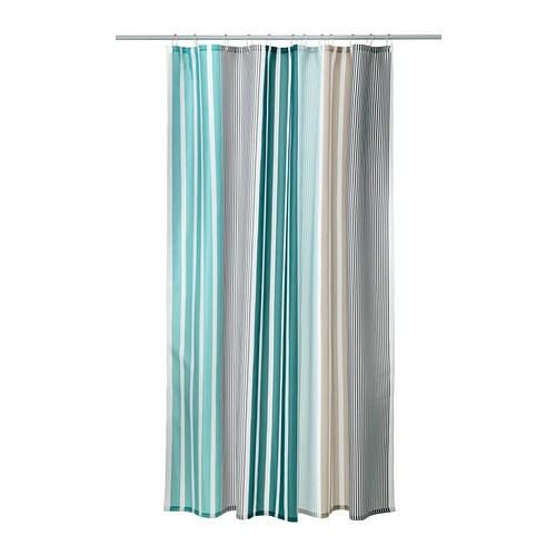bolmn rideau de douche ikea polyester tiss serr avec revtement impermable - Rideau De Douche Color