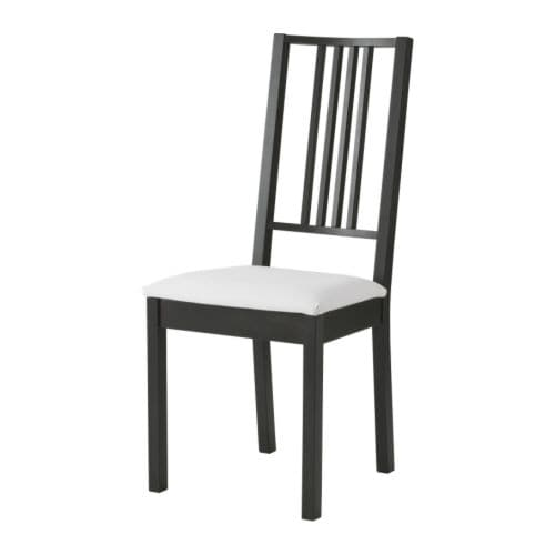Chaise En Bois Ikea : IKEA Dining Chair Covers