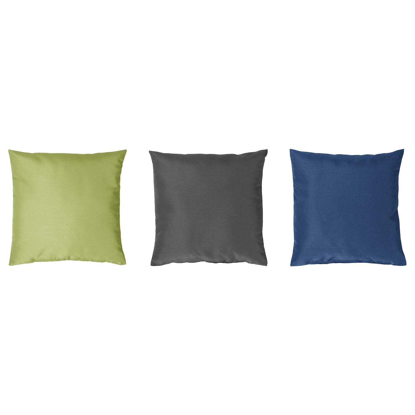 brittlis coussin coloris assortis ikea. Black Bedroom Furniture Sets. Home Design Ideas
