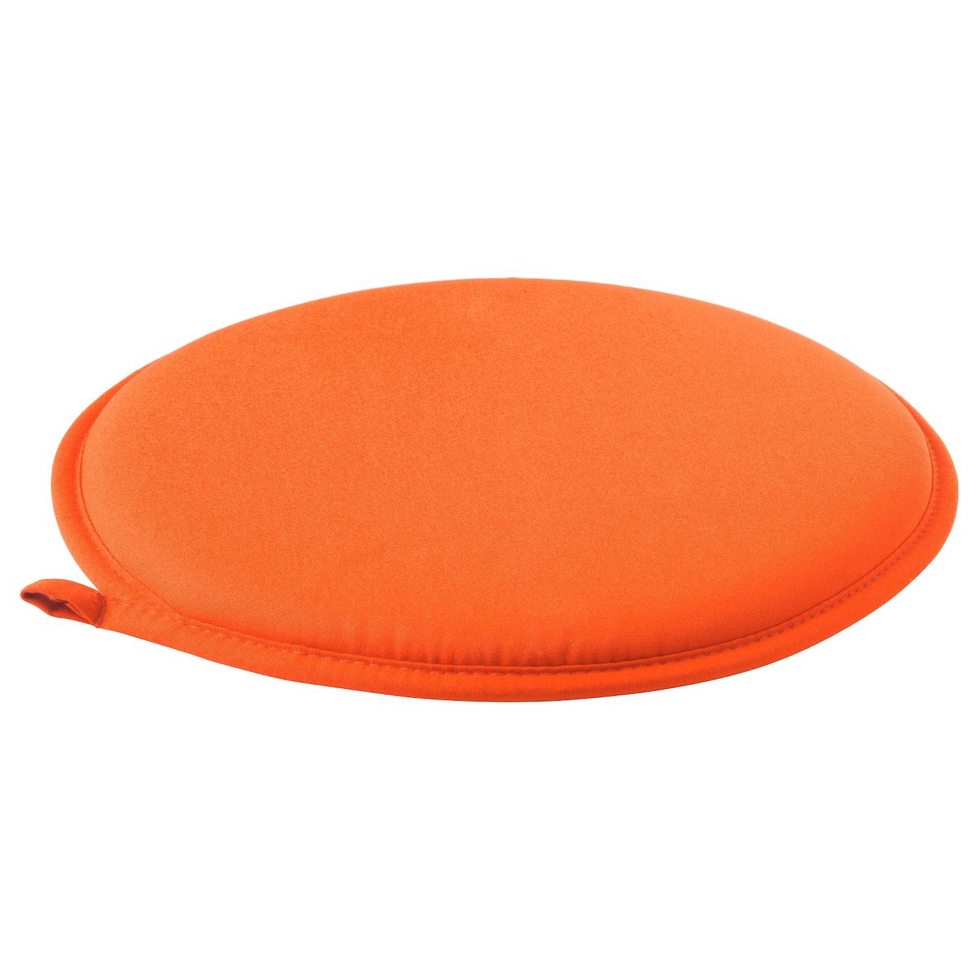 cilla carreau de chaise orange 34 cm ikea. Black Bedroom Furniture Sets. Home Design Ideas