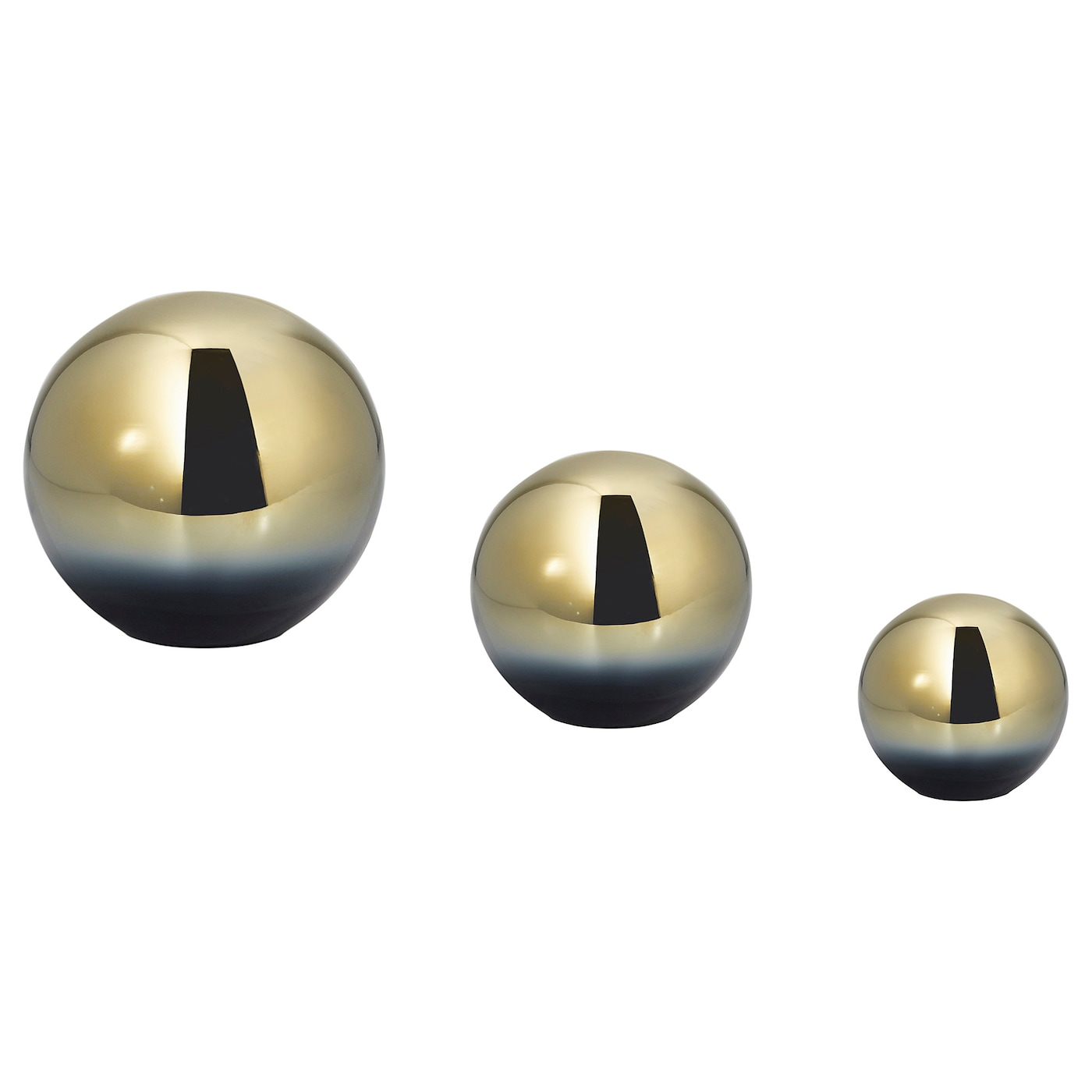 IKEA DAGDRÖM boules décoratives, lot de 3