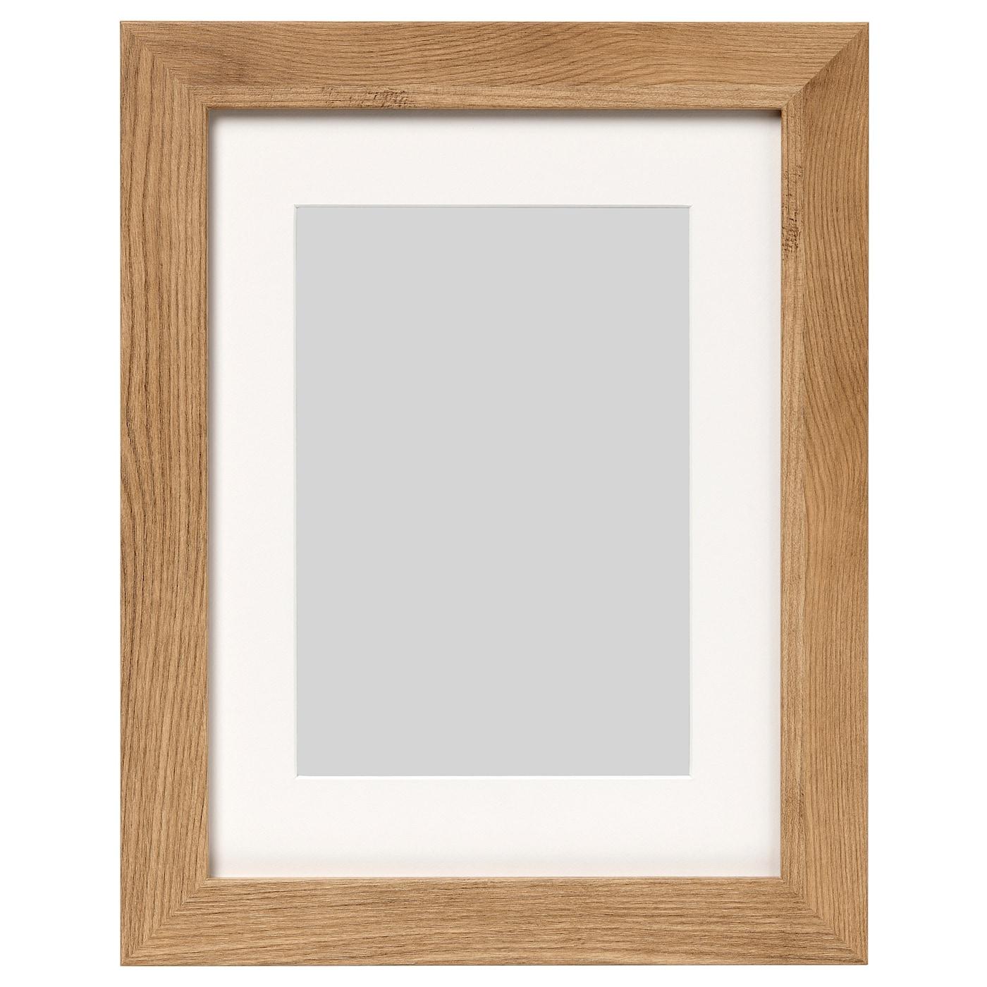 dalsk rr cadre effet bois brun clair 30 x 40 cm ikea. Black Bedroom Furniture Sets. Home Design Ideas