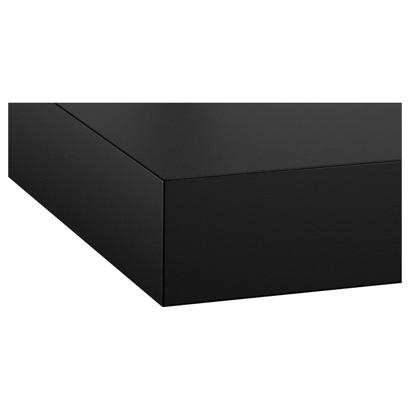 deje plan de travail sur mesure noir stratifi 63 6 125x7 7 cm ikea. Black Bedroom Furniture Sets. Home Design Ideas