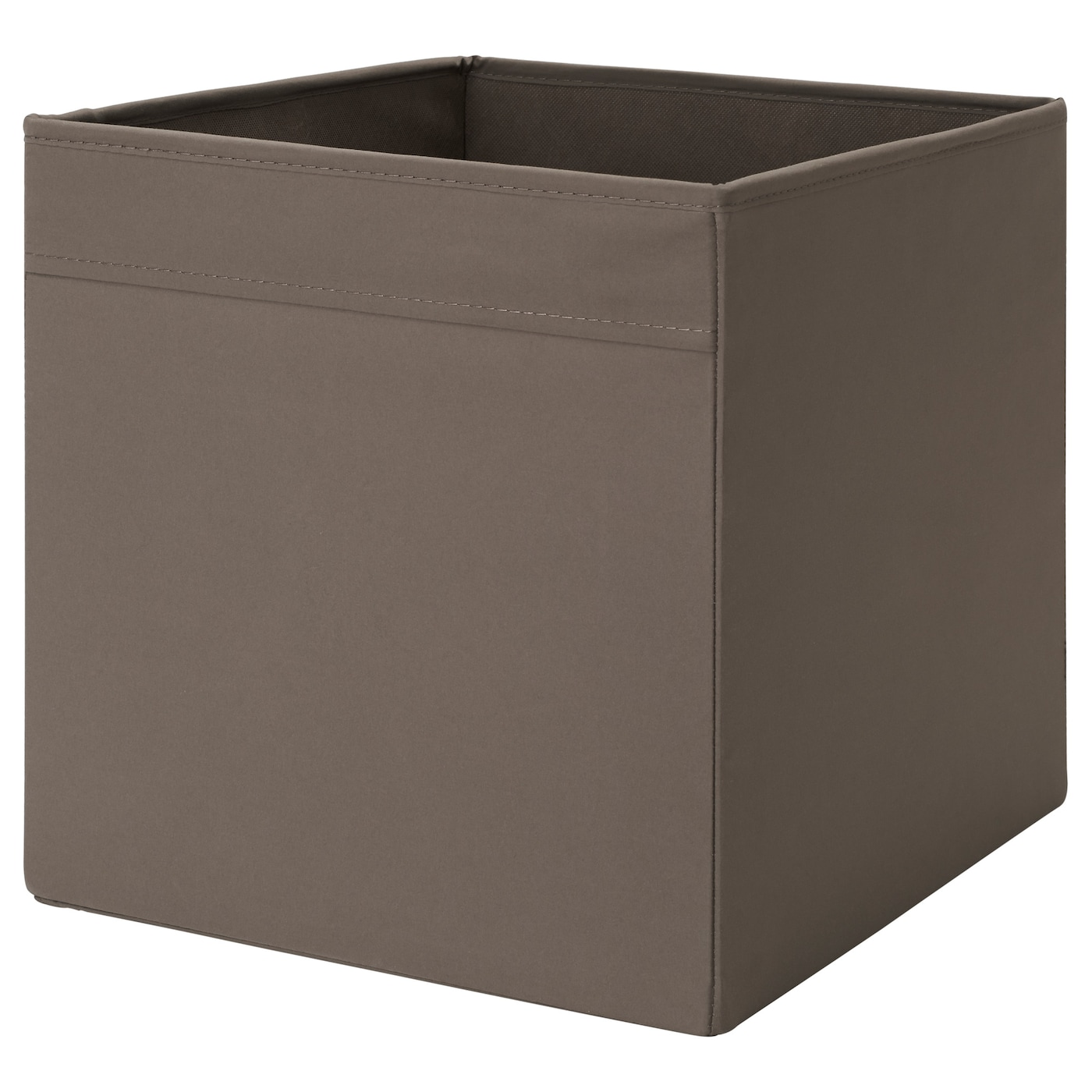 dr na rangement tissu brun 33x38x33 cm ikea. Black Bedroom Furniture Sets. Home Design Ideas