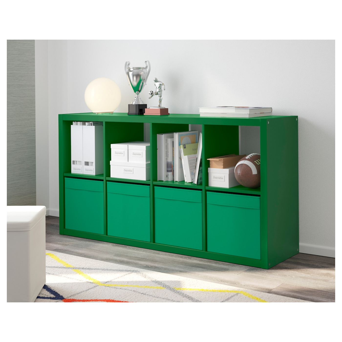 dr na rangement tissu vert 33x38x33 cm ikea. Black Bedroom Furniture Sets. Home Design Ideas