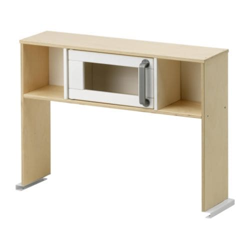 Photo Salon Blanc Et Bois : DUKTIG Section haute minicuisine  IKEA