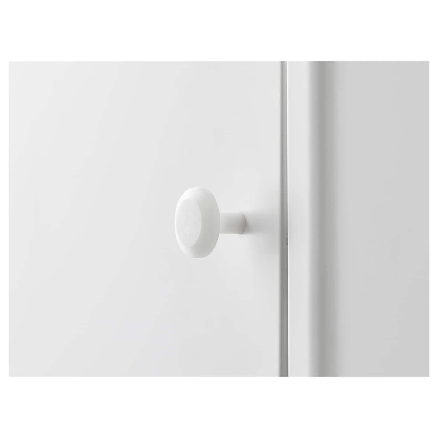 Dynan Tag Re Avec Rangement Blanc 40 X 27 X 134 Cm Ikea