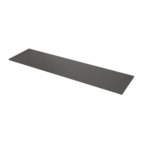 ekbacken plan de travail sur mesure 63 6 125x3 cm ikea. Black Bedroom Furniture Sets. Home Design Ideas