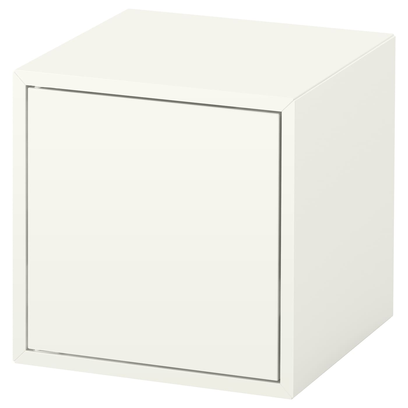 eket armoire 1 porte blanc 35x35x35 cm ikea. Black Bedroom Furniture Sets. Home Design Ideas