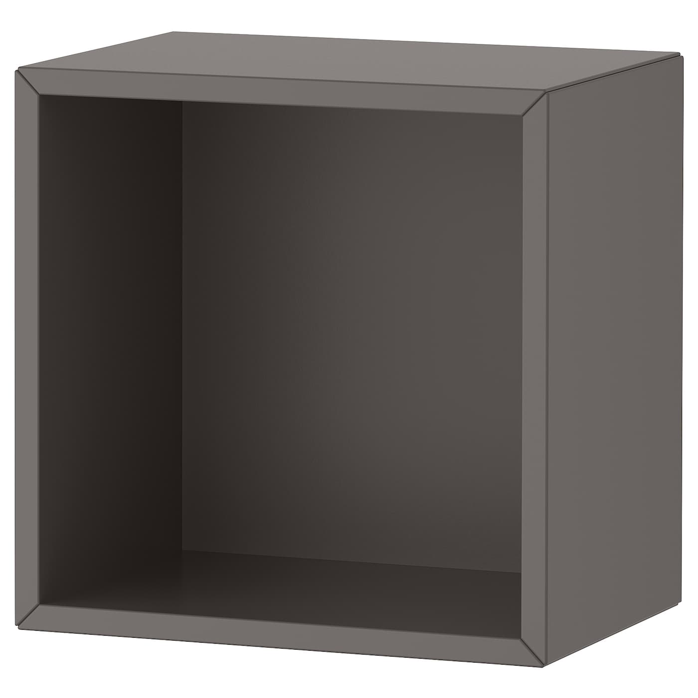 eket rangement gris fonc 35 x 25 x 35 cm ikea. Black Bedroom Furniture Sets. Home Design Ideas