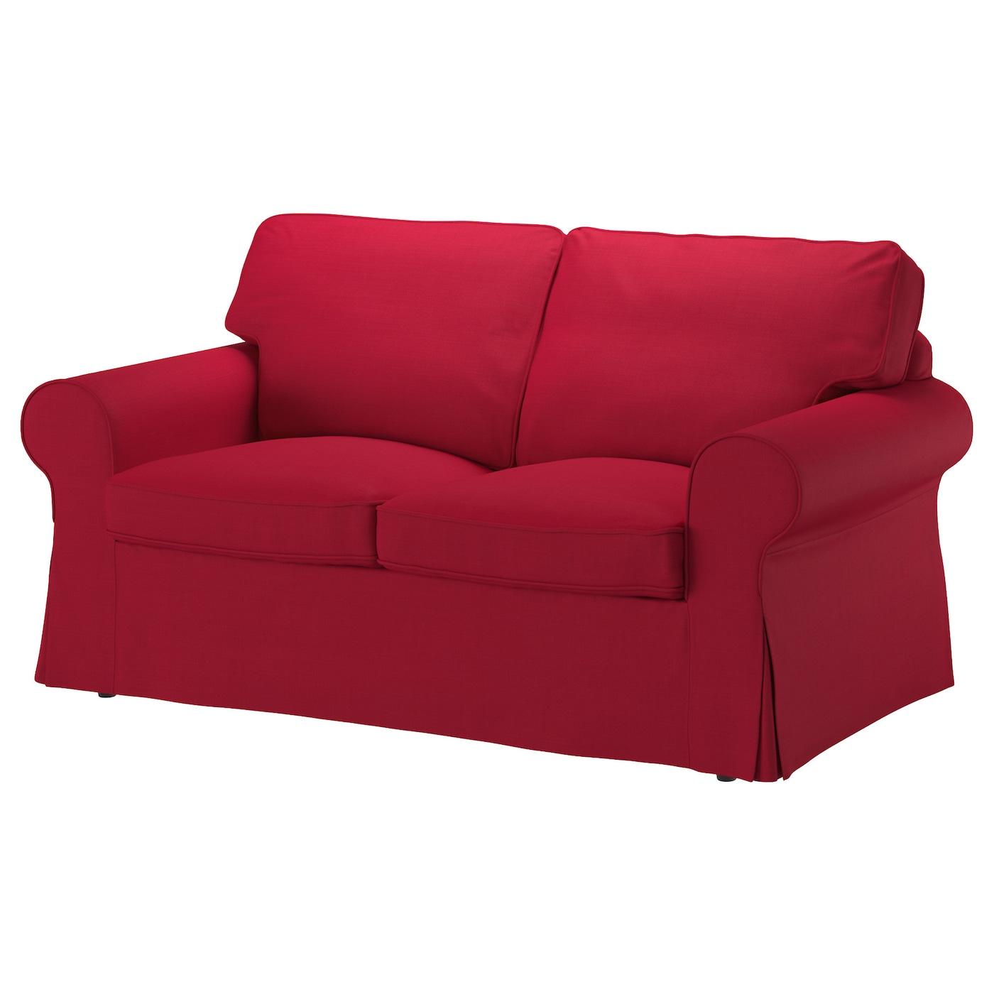 EKTORP Canapé 2 places Nordvalla rouge IKEA