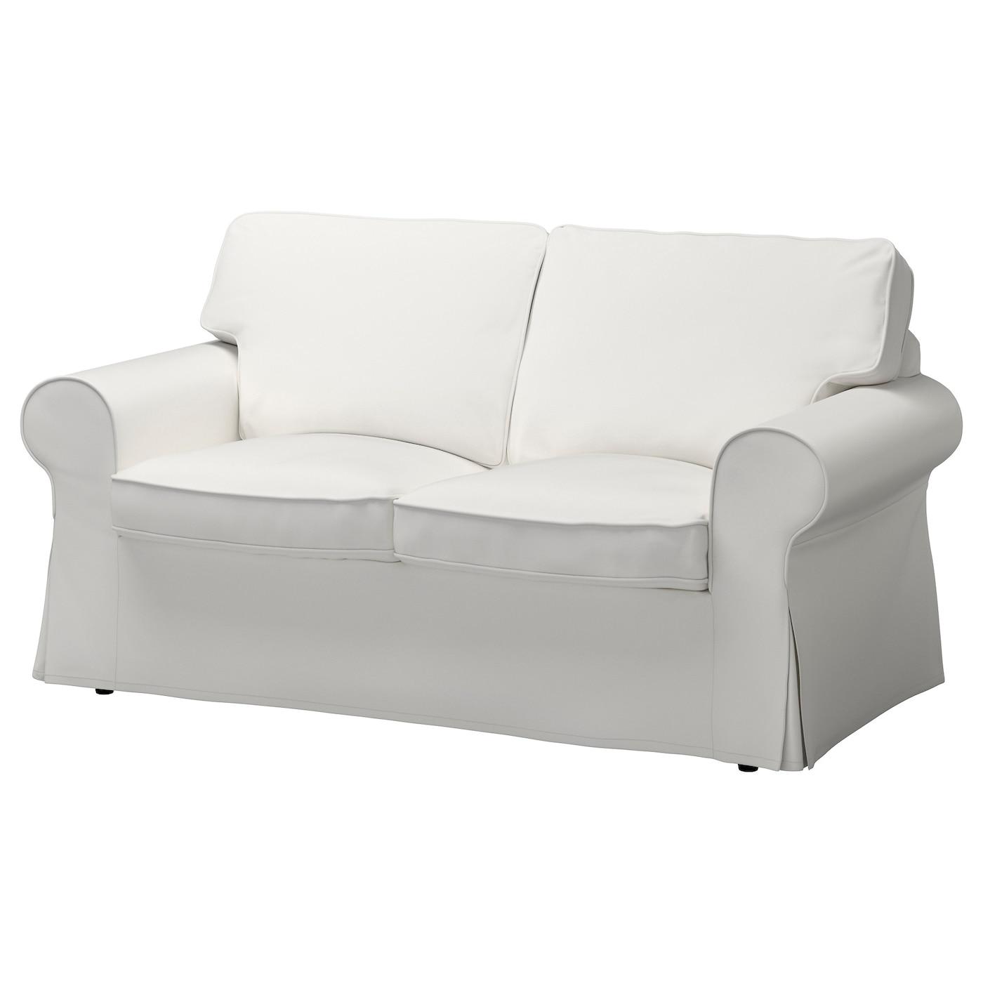 ektorp housse de canap 2pla vittaryd blanc ikea. Black Bedroom Furniture Sets. Home Design Ideas