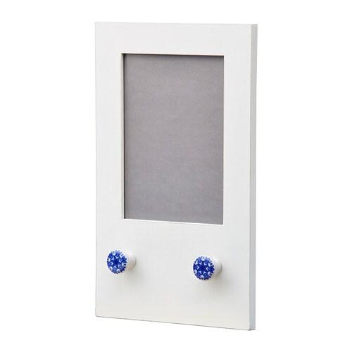 Ekviken cadre av 2 boutons ikea - Cadre photo blanc ikea ...