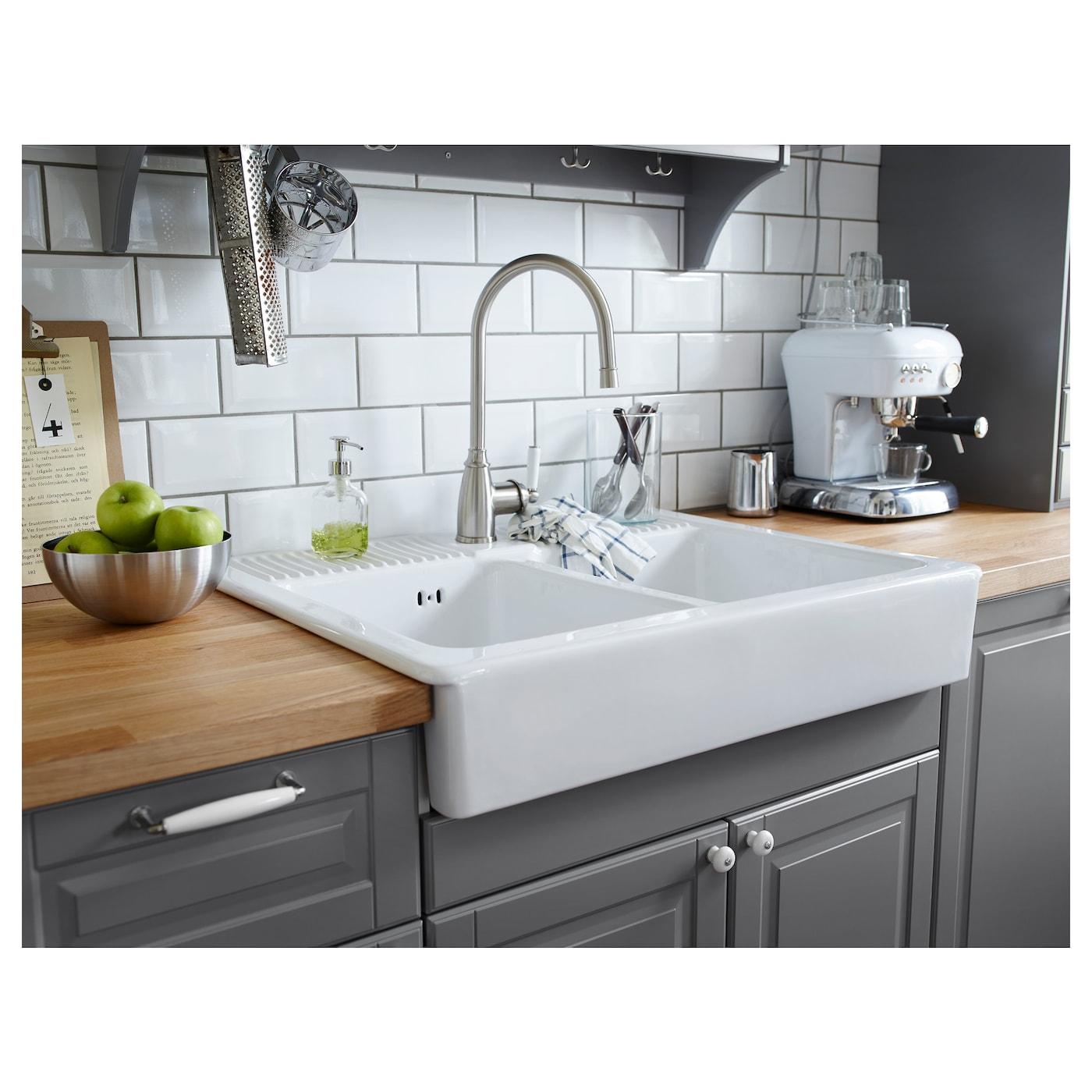 elverdam mitigeur couleur acier inox ikea. Black Bedroom Furniture Sets. Home Design Ideas