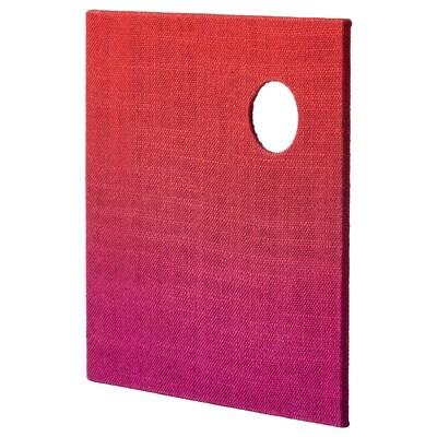 ENEBY Cache enceinte Bluetooth, rose, 20x20 cm