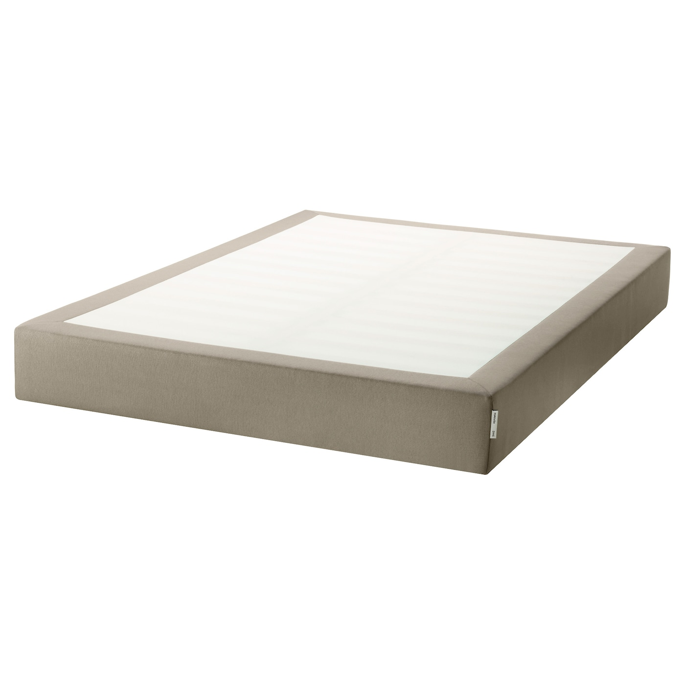 hamarvik matelas ressorts mi ferme beige fonc 140x200 cm ikea. Black Bedroom Furniture Sets. Home Design Ideas