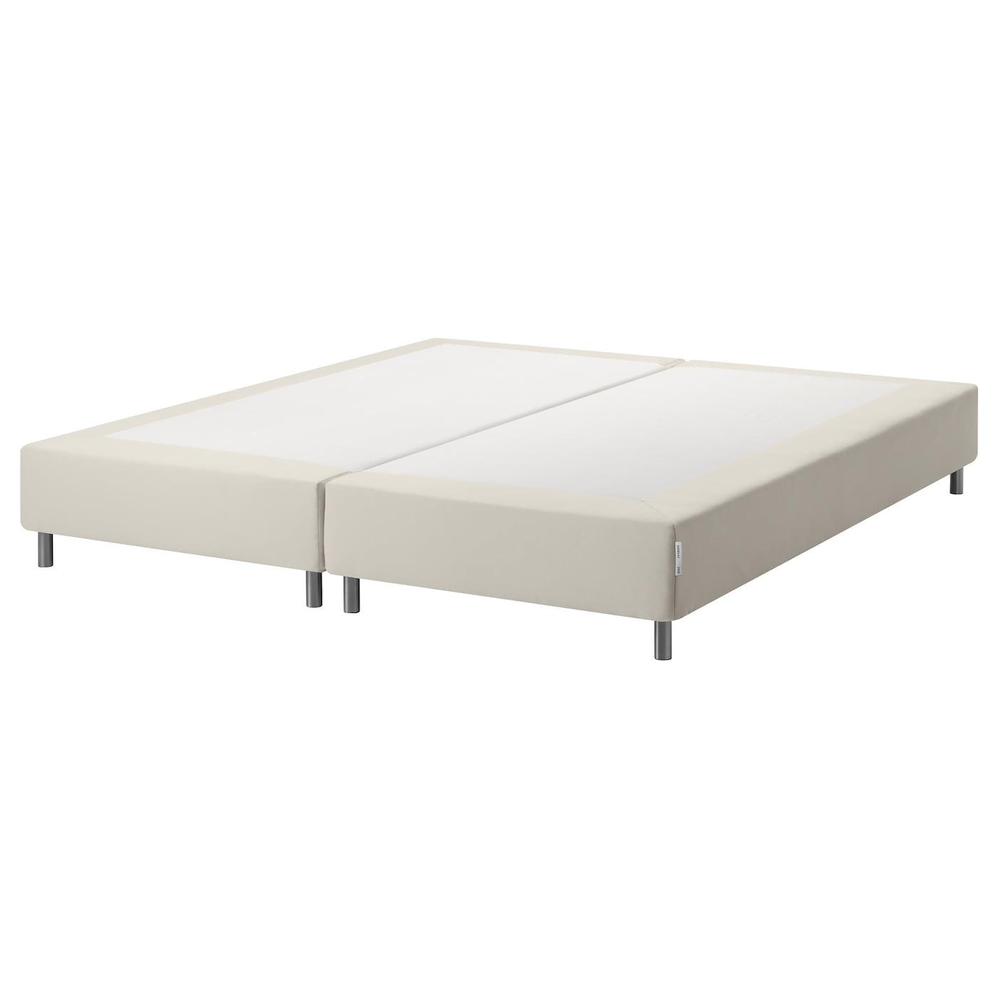 espev r sommier ressorts avec pieds beige 180x200 cm ikea. Black Bedroom Furniture Sets. Home Design Ideas