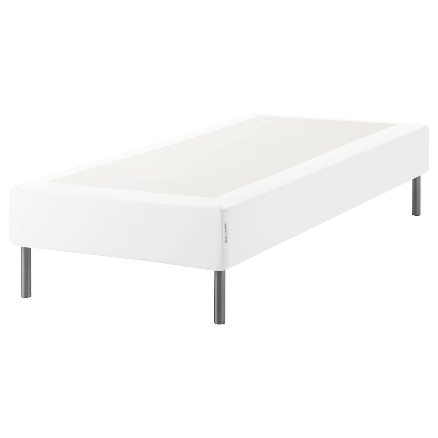 espev r sommier ressorts avec pieds blanc 90x200 cm ikea. Black Bedroom Furniture Sets. Home Design Ideas