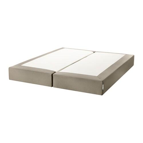 espev r sommier ressorts beige fonc 160 x 200 cm ikea. Black Bedroom Furniture Sets. Home Design Ideas