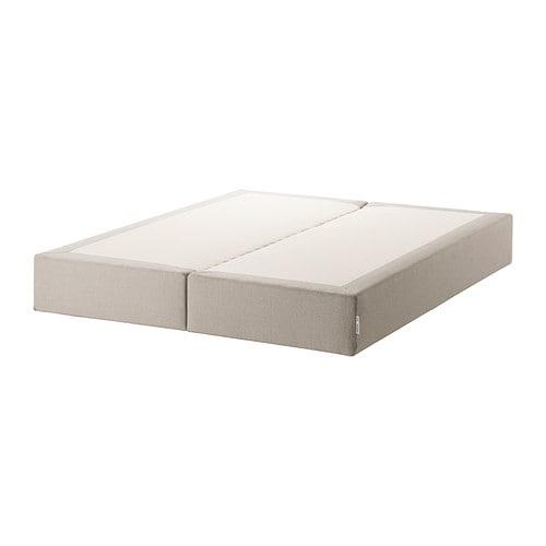 evenskjer sommier tapissier cru 180x200 cm ikea. Black Bedroom Furniture Sets. Home Design Ideas
