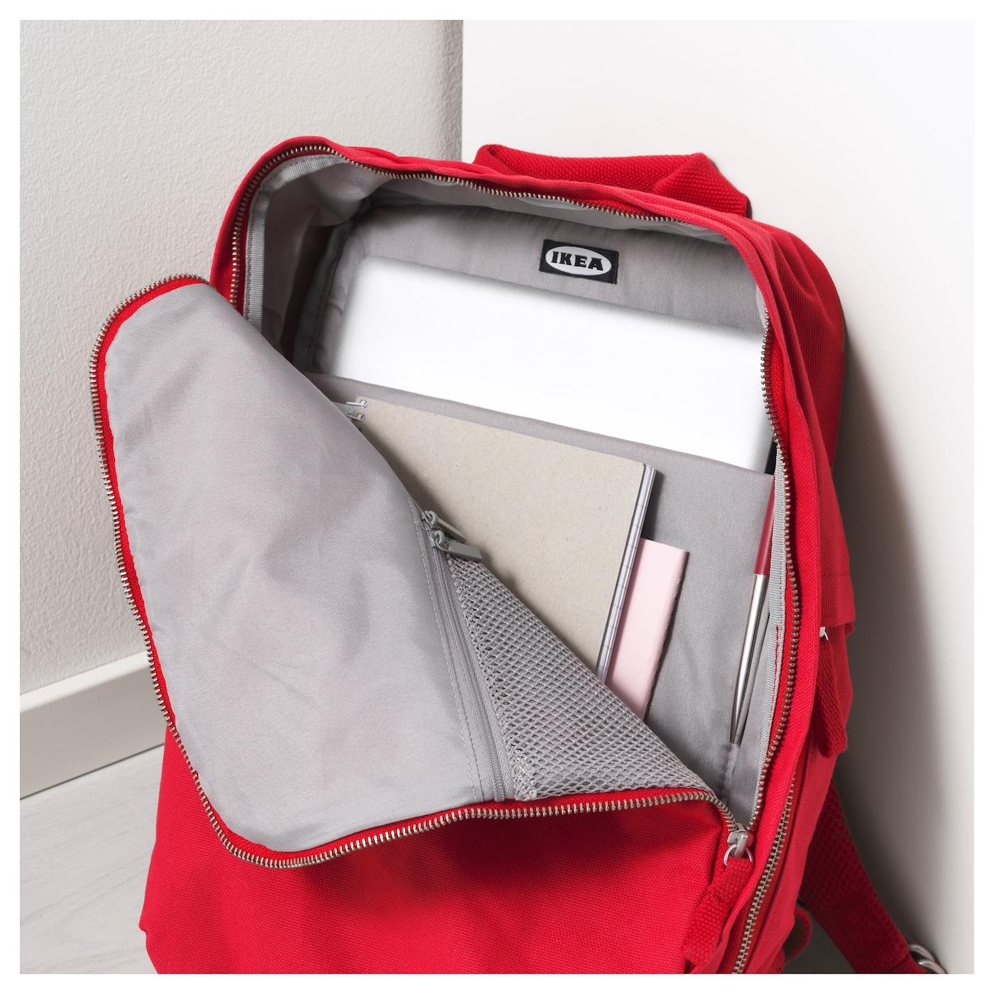 f renkla sac dos rouge 12 l ikea. Black Bedroom Furniture Sets. Home Design Ideas