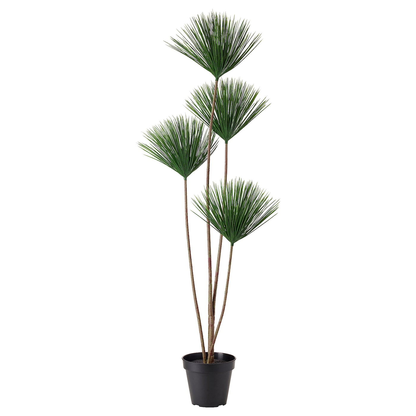 Fejka plante artificielle en pot int rieur ext rieur for Plante verte artificielle ikea
