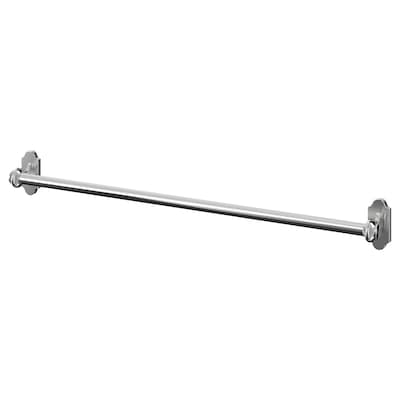 FINTORP Barre support, nickelé, 57 cm