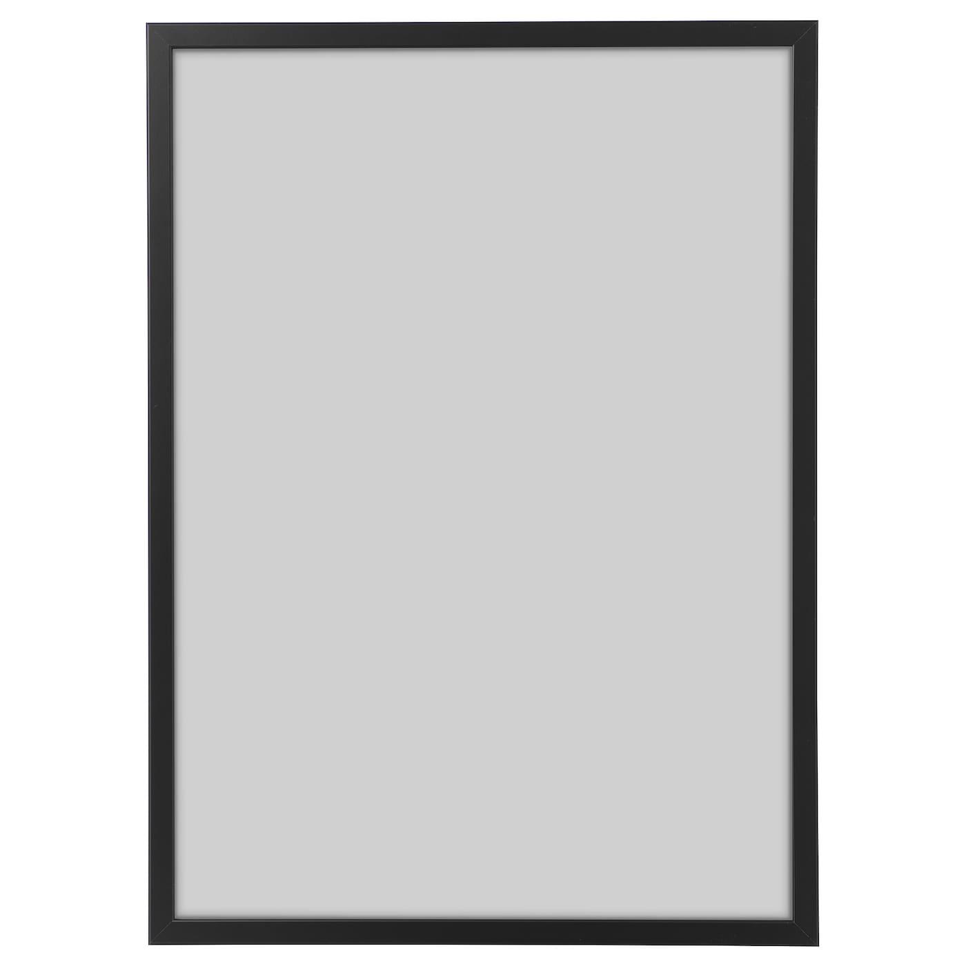 fiskbo cadre noir 50 x 70 cm ikea. Black Bedroom Furniture Sets. Home Design Ideas