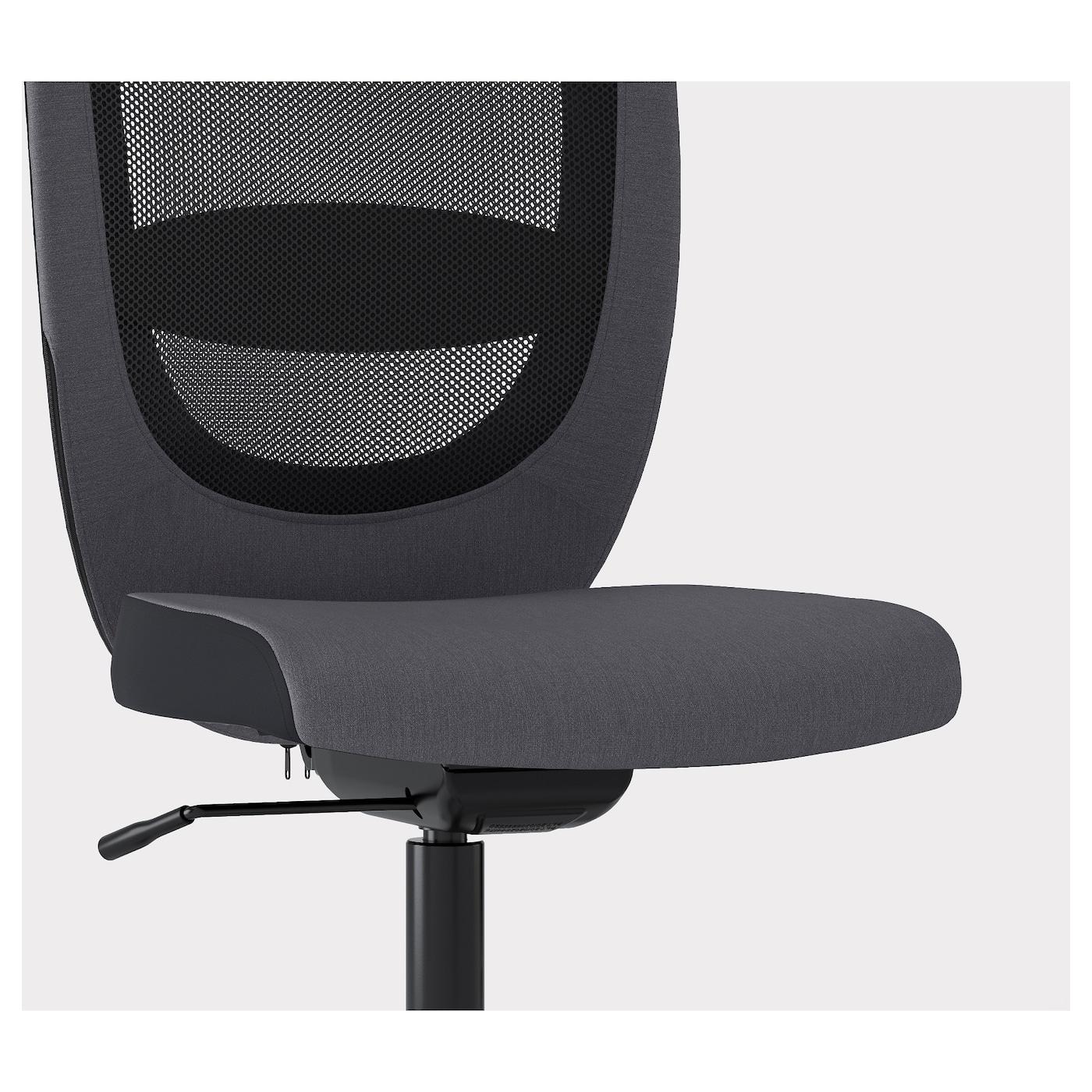 flintan chaise pivotante vissle gris ikea. Black Bedroom Furniture Sets. Home Design Ideas
