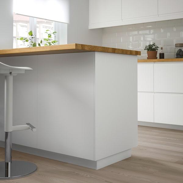 FÖRBÄTTRA Panneau latéral de finition, blanc mat, 62x220 cm