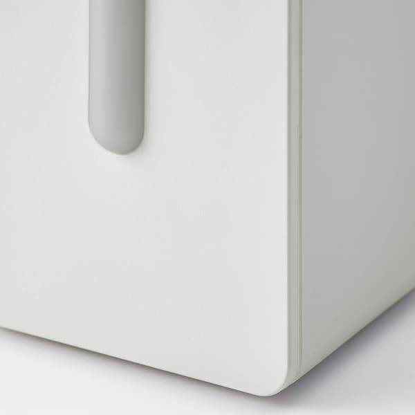 FÖRNUFTIG / VINDRIKTNING Purificateur air/capteur qual air, blanc/noir