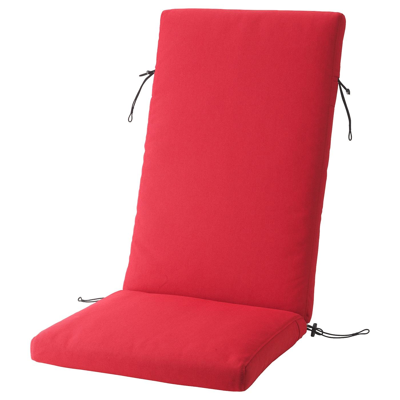fr s n duvholmen coussin assise dossier ext rieur rouge. Black Bedroom Furniture Sets. Home Design Ideas