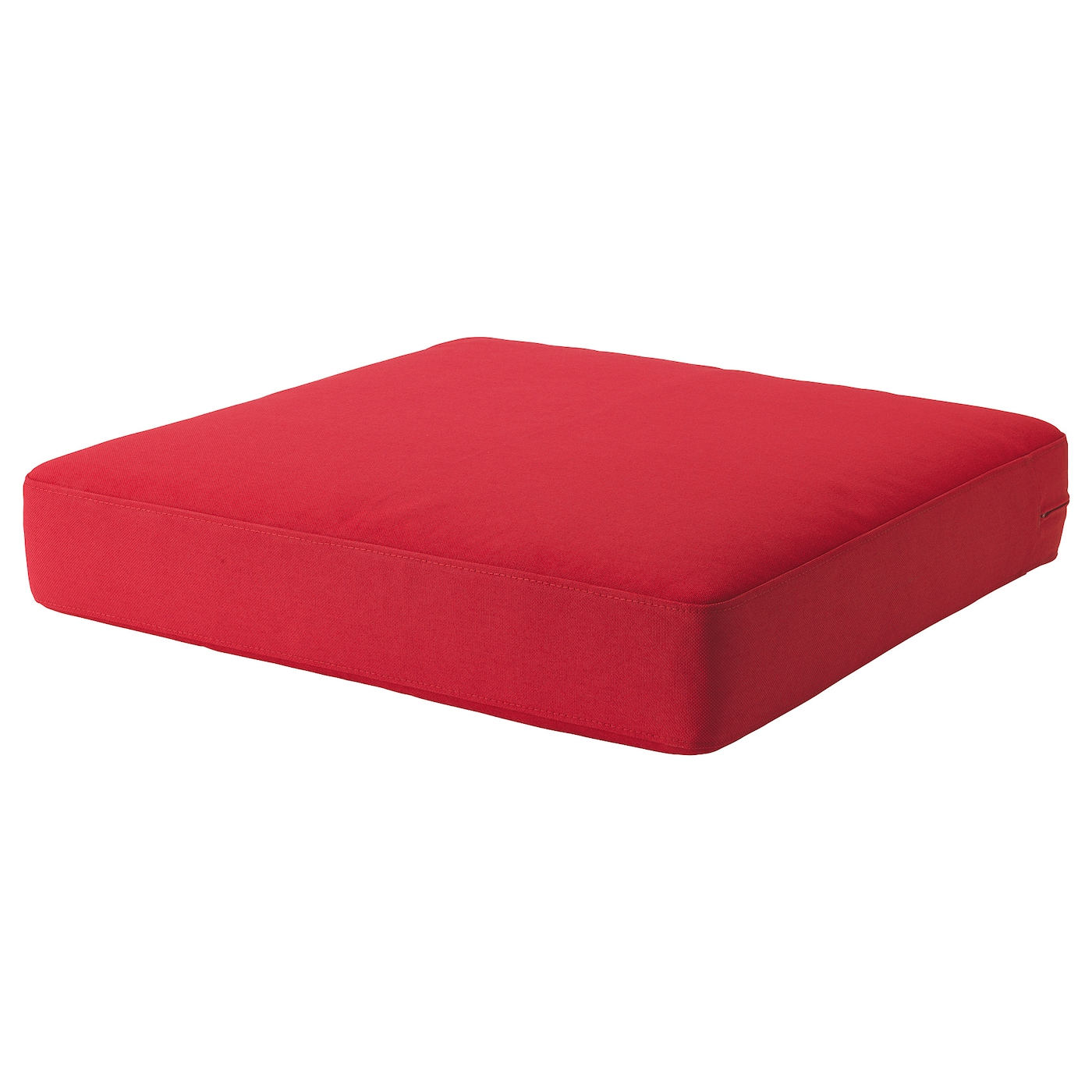 fr s n duvholmen coussin d 39 assise ext rieur rouge 62 x 62 cm ikea. Black Bedroom Furniture Sets. Home Design Ideas