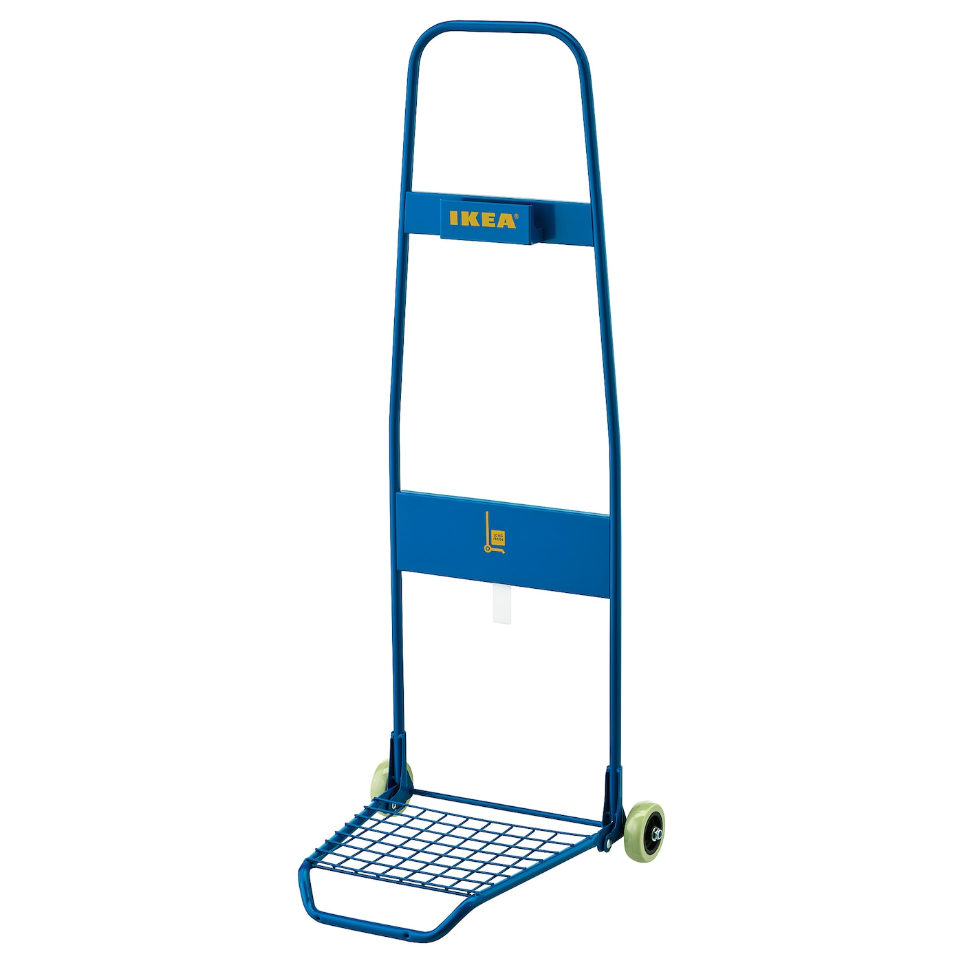 FRAKTA chariot bleu 38 cm 38 cm 105 cm 30 kg