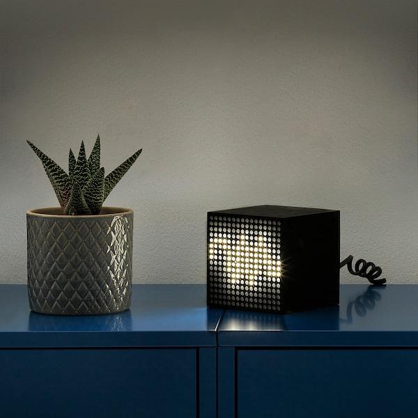 FREKVENS éclairage à LED multifonction noir 1 pièces 10 cm 10 cm 10 cm