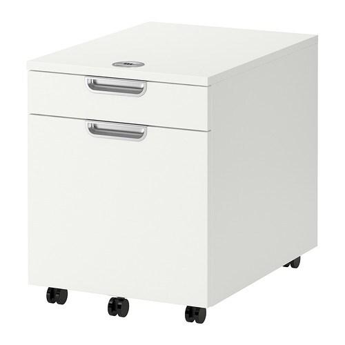 Bien-aimé GALANT Caisson à dossiers suspendus - blanc - IKEA TF45