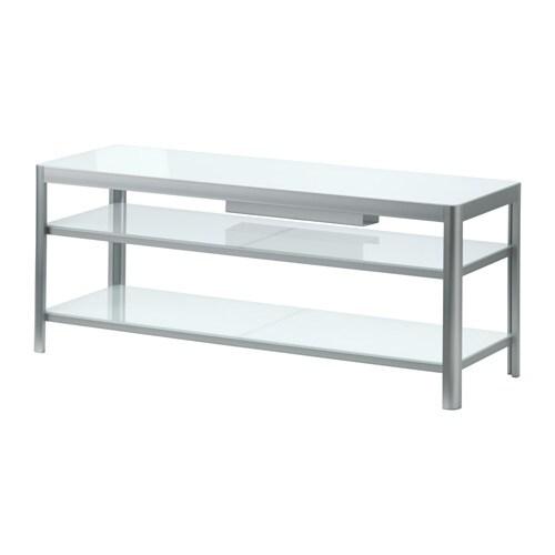 Gettorp Banc Tv Blancaluminium 120 X 40 X 49 Cm Ikea