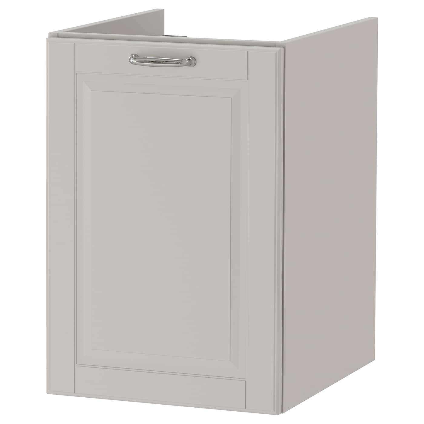 godmorgon armoire ling re kasj n gris clair 40x47x58 cm ikea. Black Bedroom Furniture Sets. Home Design Ideas