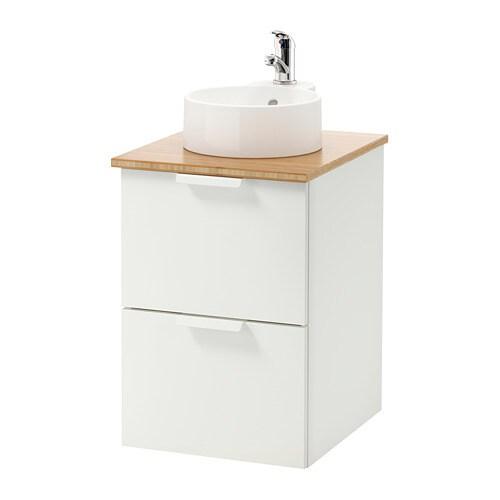 godmorgon tolken gutviken meuble lavabo av lavabo poser 29 bambou blanc ikea. Black Bedroom Furniture Sets. Home Design Ideas